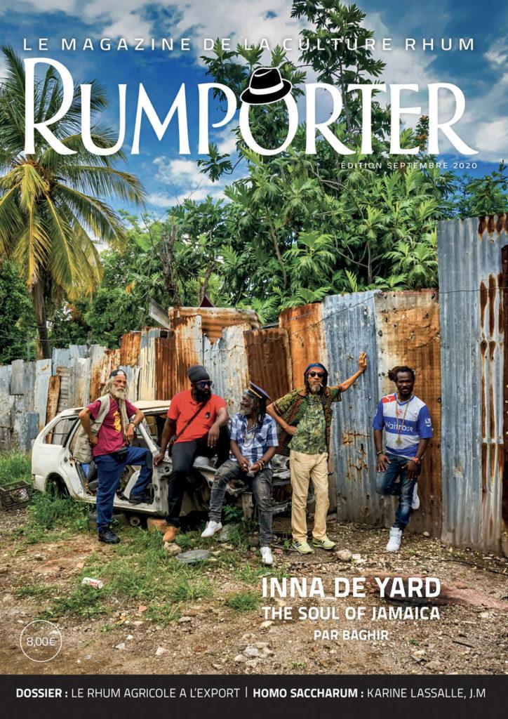 Magazine Rumporter septembre 2020