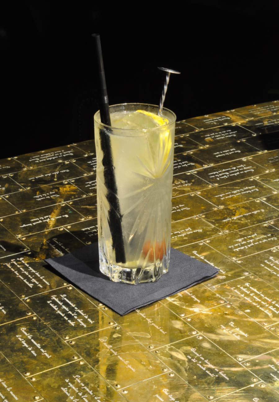 Recette de cocktail au rhum
