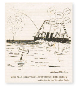 Prohibition Rhum - Histoire
