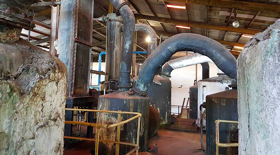 Long Pond Distillery
