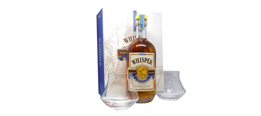 coffret noel Whisper rum