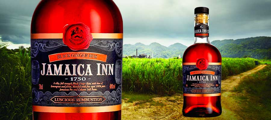 Jamaica Inn Spiced