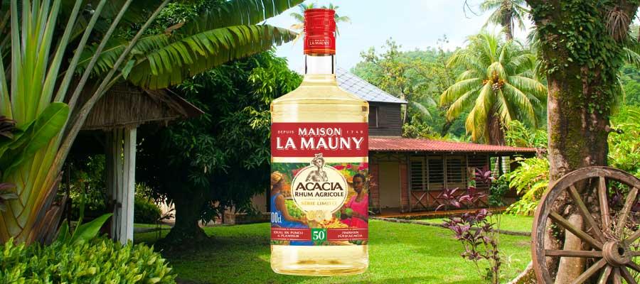 Maison La Mauny Acacia finish