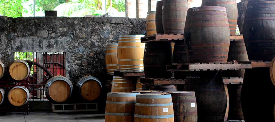 Visiter Distillerie rhum HSE - Martinique
