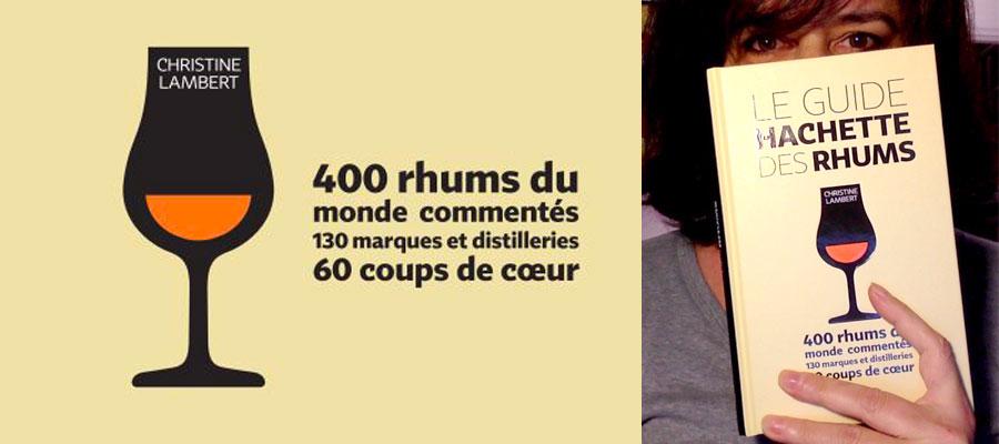 Guide Hachette du Rhum - Christine Lambert