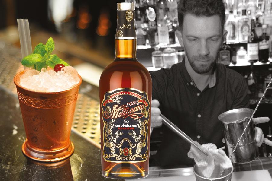 Recette cocktail au Rhum Millonario