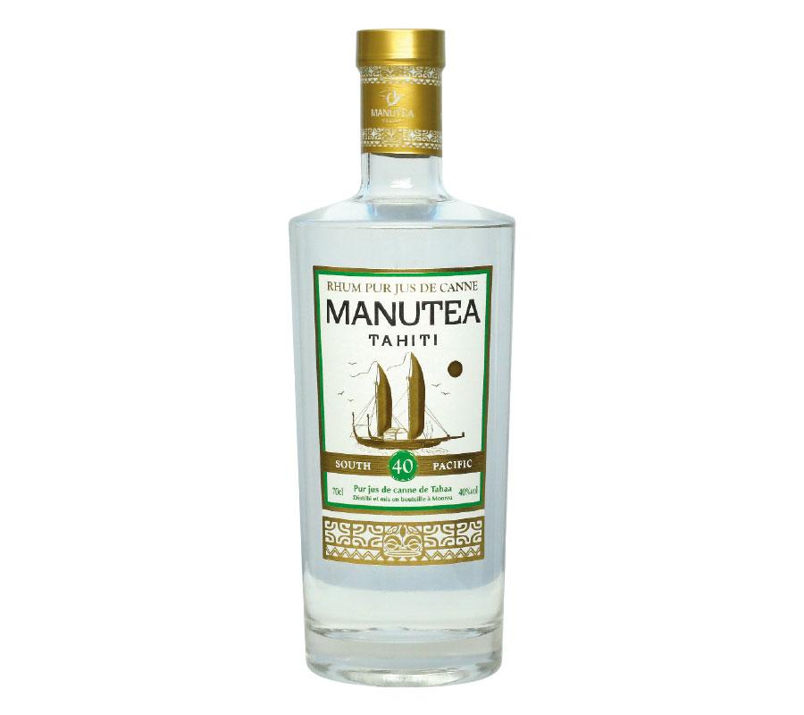 Manutea rhum Tahiti