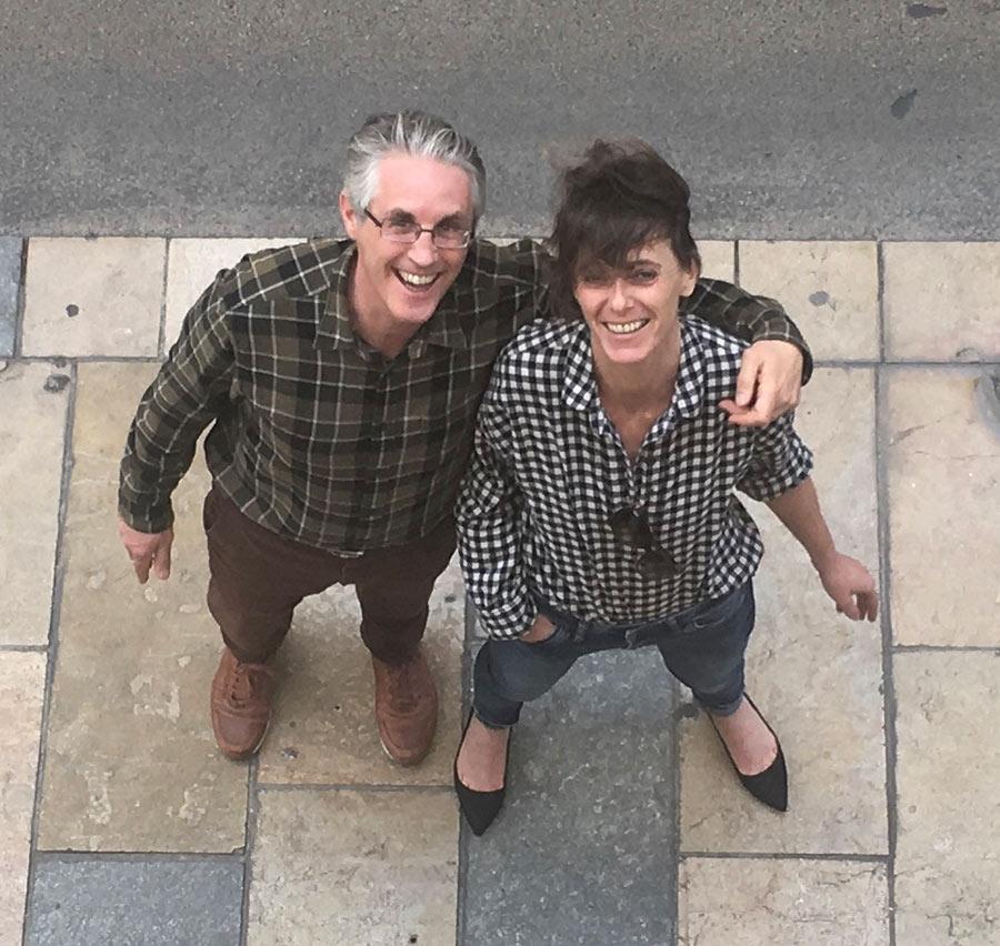 Rhum Fest Paris 2018 : Cyrille Hugon et Anne Gisselbrecht