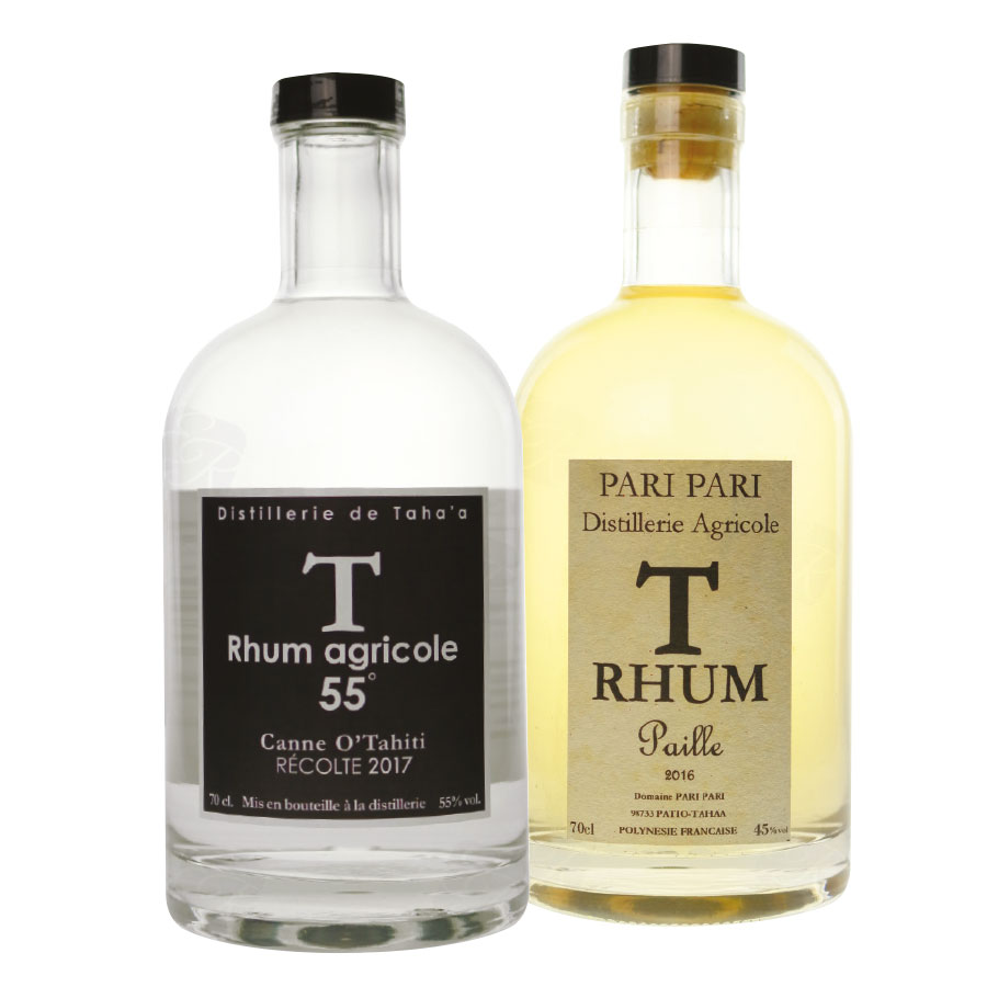 Taha'a - Rhum de Tahiti