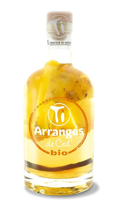 Les Rhums de ced : Ananas Bio