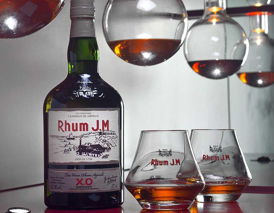 Rhum JM - Spiribam