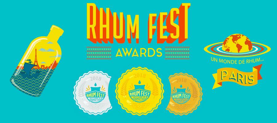 Rhums Fest Awards 2018