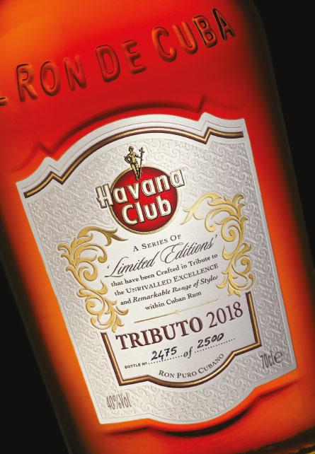 Havana Club Tributo 2018