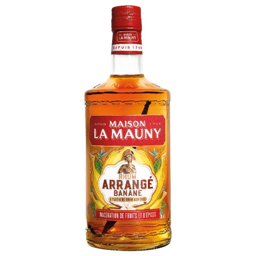 Maison La Mauny - Arrangé banane