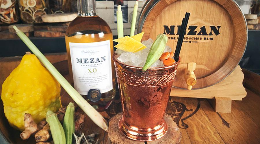 Mezan Barrel Challenge 2018