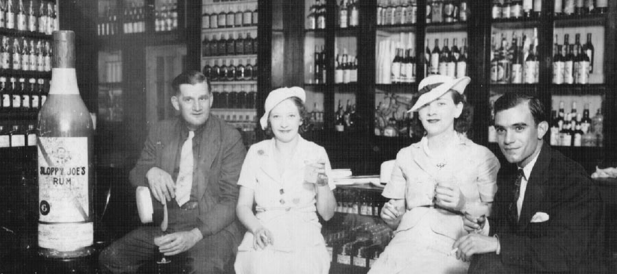 rhum prohibition