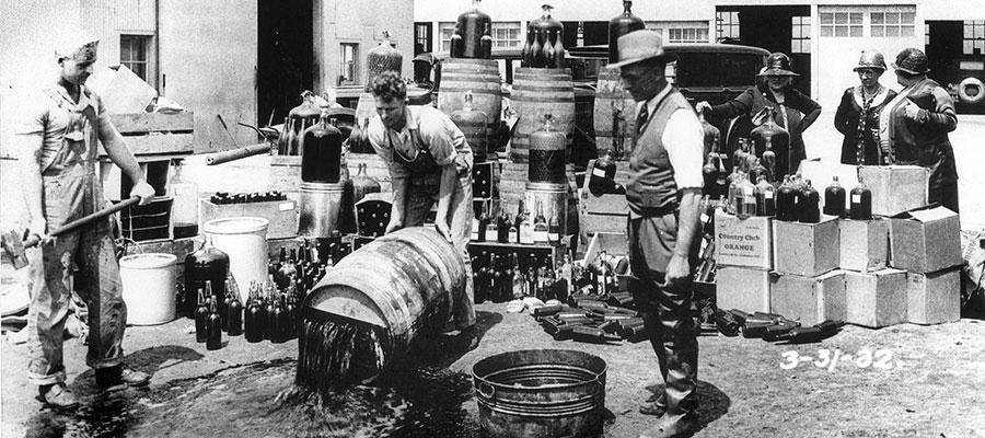 Rhum et prohibition