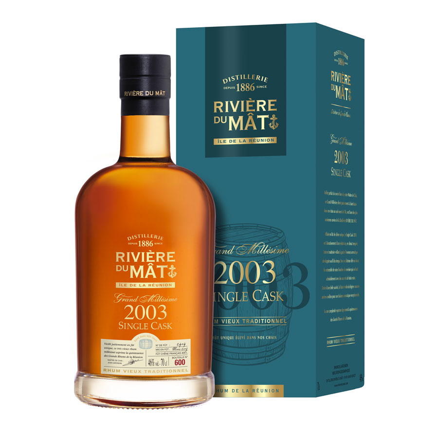 Rivières du Mat - Single Cask 2003