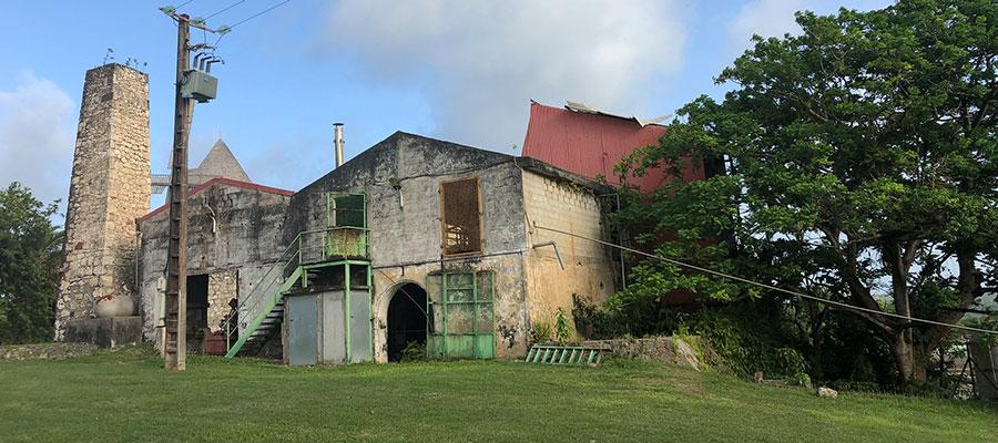 Visite Domaine de Bellevue - Guadeloupe
