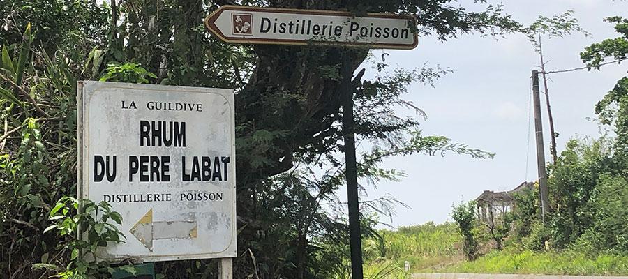 Visite Distillerie Poisson - Rhum Père Labat - Guadeloupe