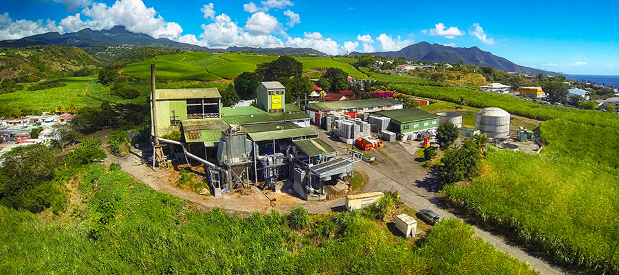 Visite Distillerie Bologne - Guadeloupe