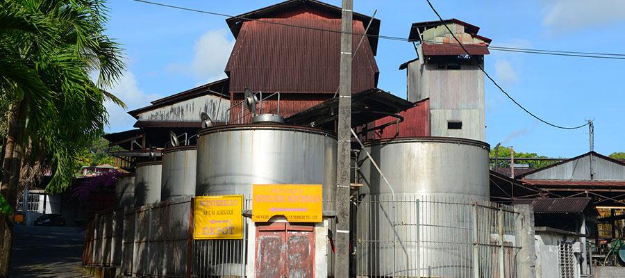 Visite Distillerie Montbello - Guadeloupe