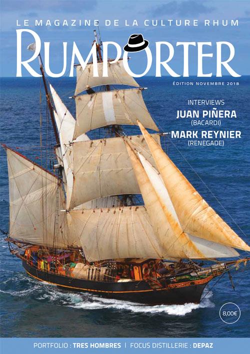 Rumporter édition novembre 2018