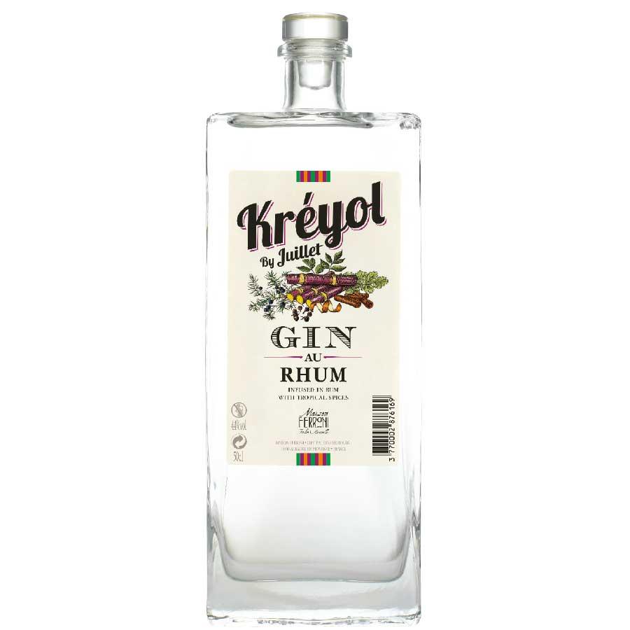 Kréyol by juillet