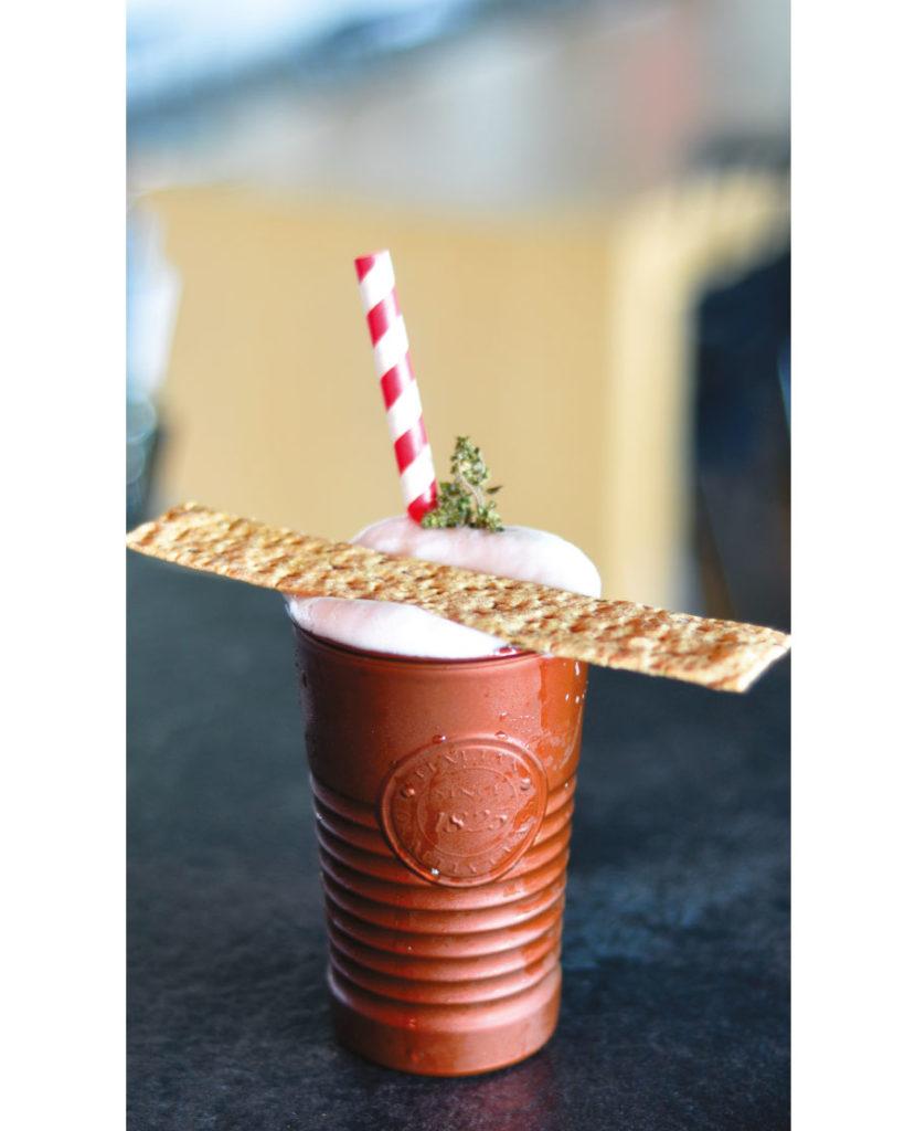 Cocktail Ferroni L'Atlantique