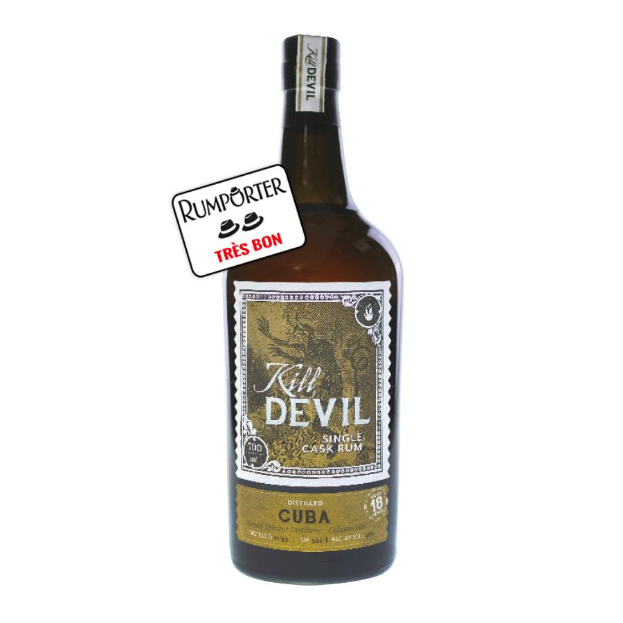 Kill Devil Sancti Spiritus Millésime 1999