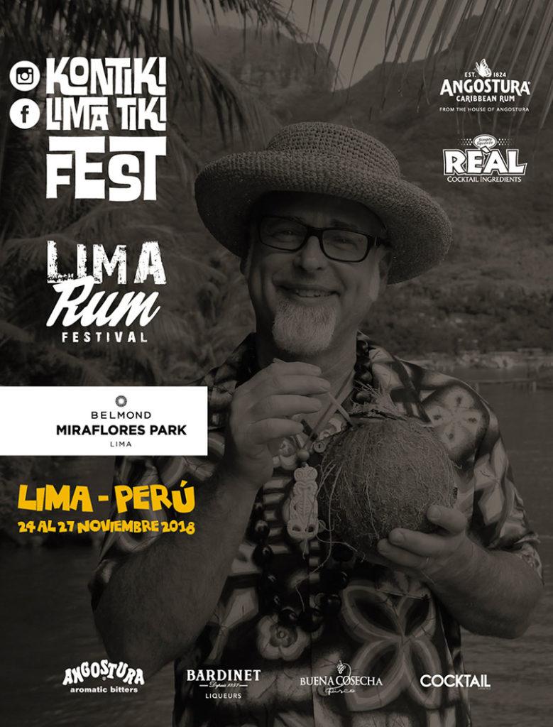 Kontiki Lima Tiki Fest