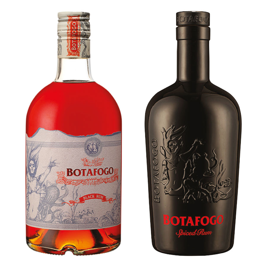 Botafogo Spiced Rum & Limited Edition Spiced Rum