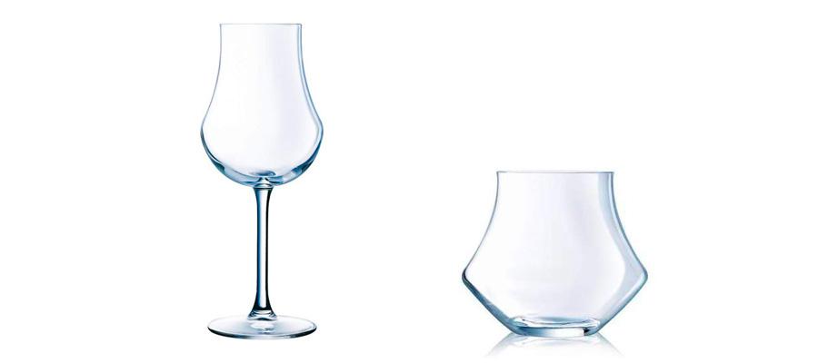 Accessoires autour du rhum : les verres dégustation