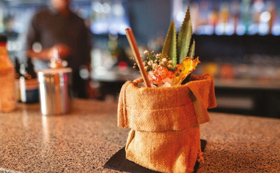 Bar à cocktails : Noao