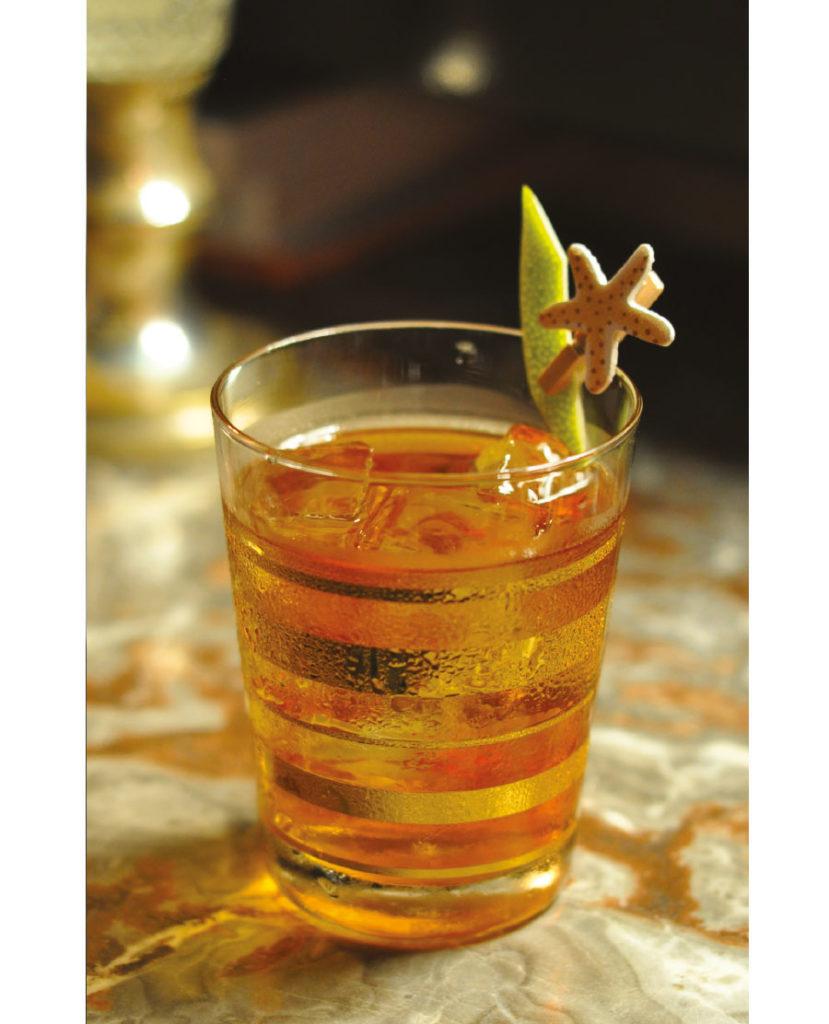 Recette de cocktail - Le Parrain