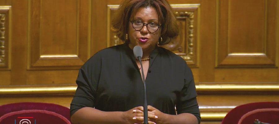 Catherine Conconne, Sénatrice de Martinique