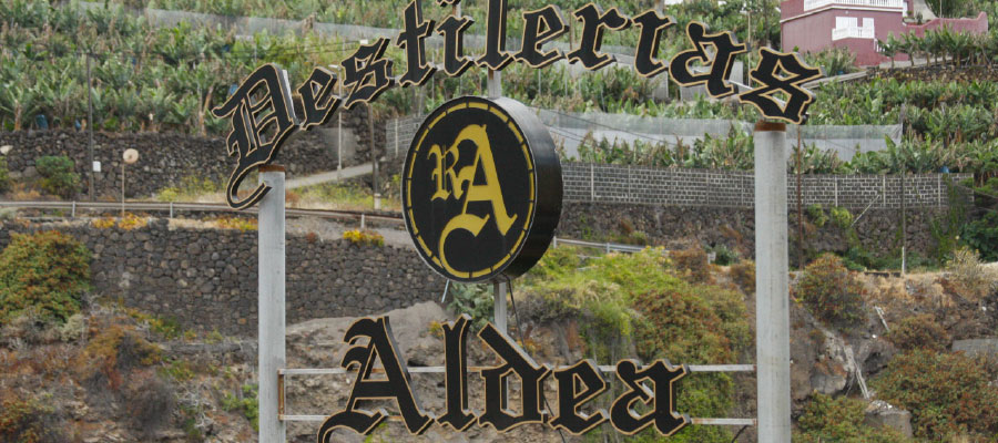 Destilerías Aldea
