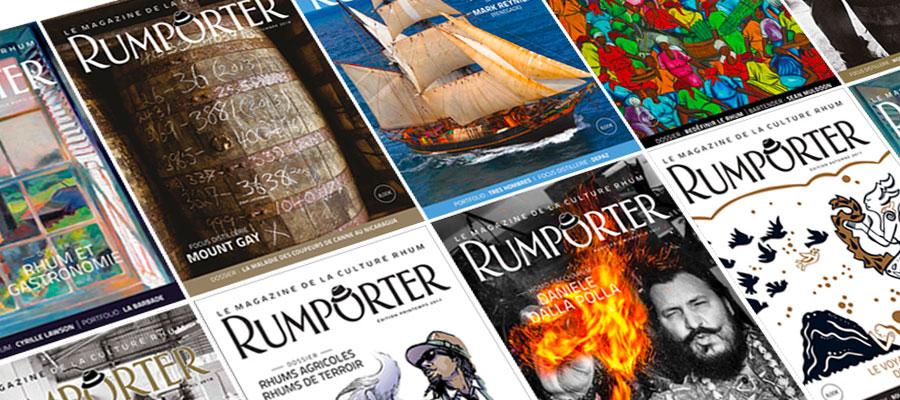 magazine Rumporter