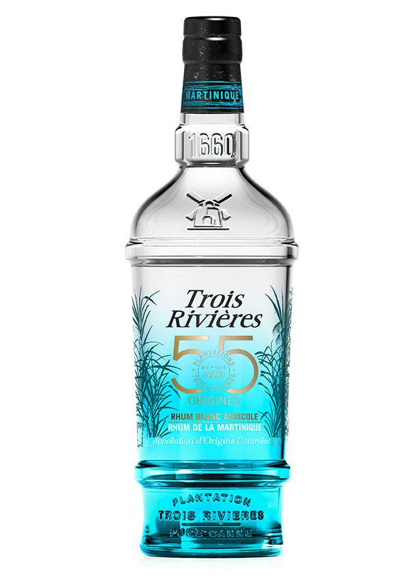 Trois Rivières 55 origines