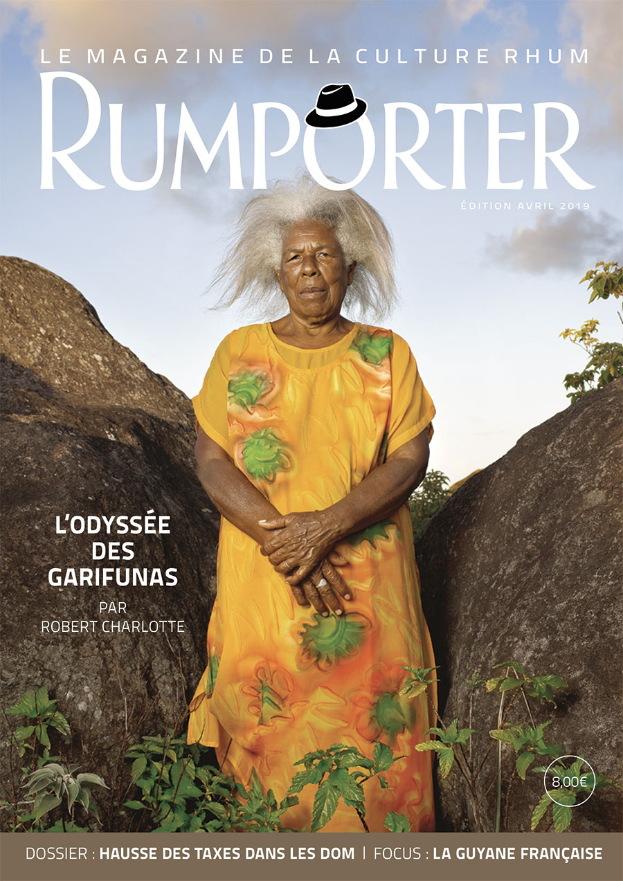 Magazine Rumporter - Avril 2019