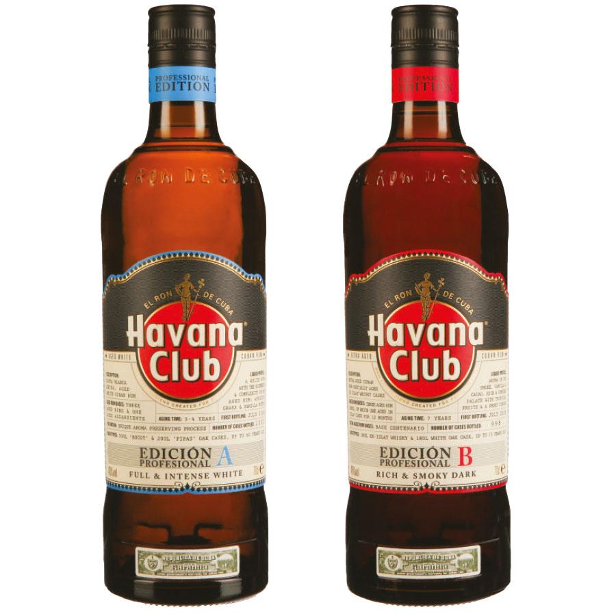 Havana Club - Edición A & B