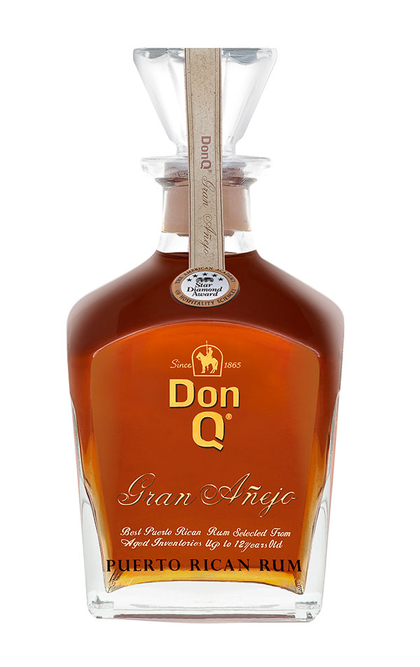 RON DON Q GRAN AÑEJO