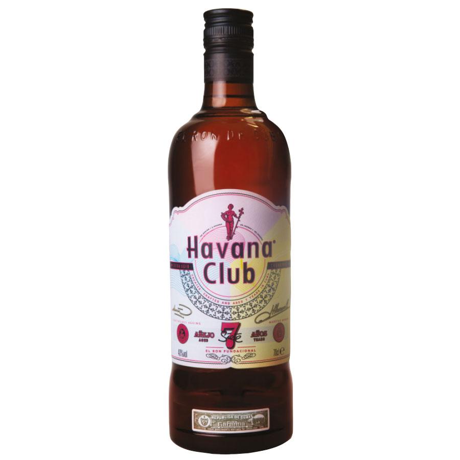 Havana Club 7 Sopico