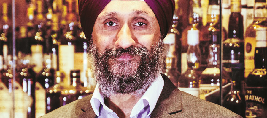 Sukhinder Singh, The Whisky Exchange