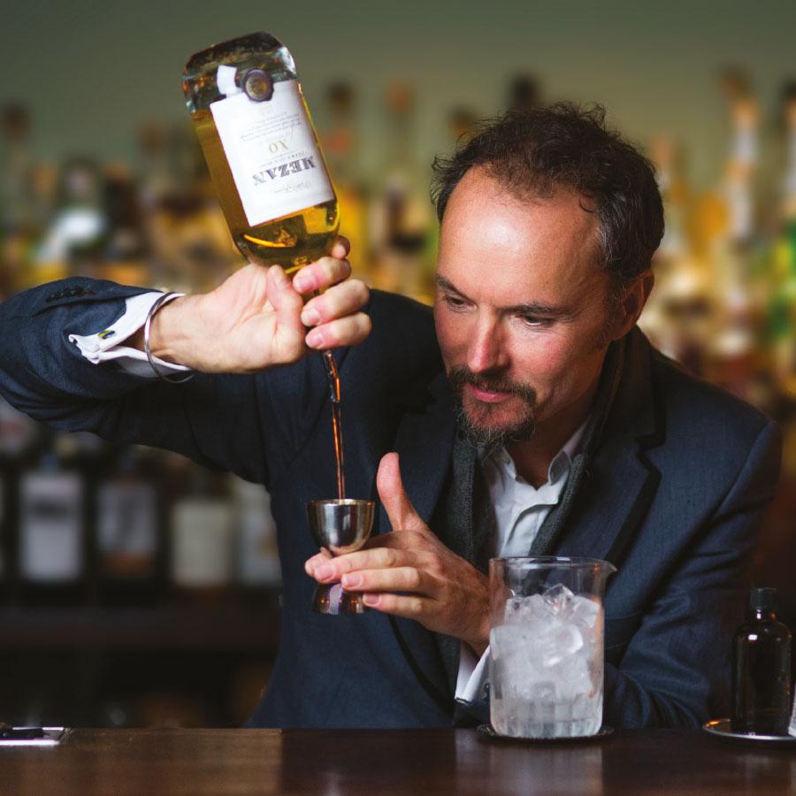 Greg Erchoff, Brand Ambassador de Mezan
