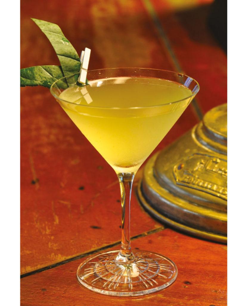 cocktail au clairin communal