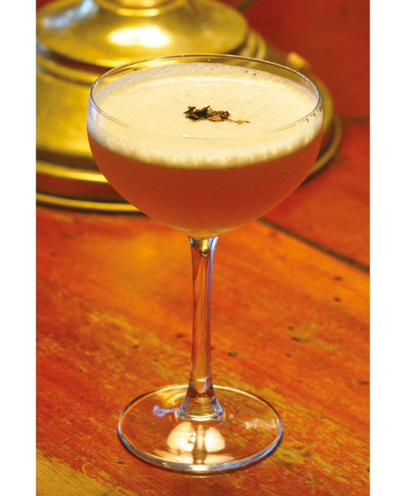 Recette de cocktail au rhum HSE VSOP