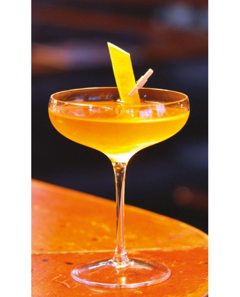 recette cocktail rhum Emperor Sherry Finish
