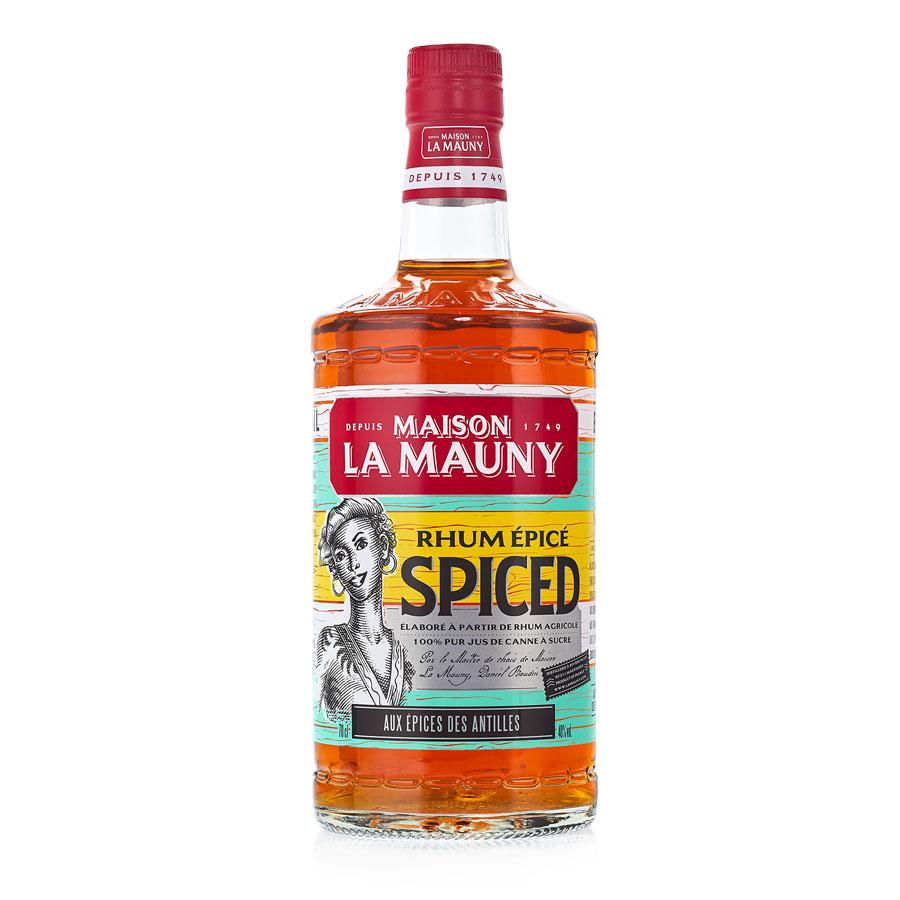 rhum Spiced Maison La Mauny