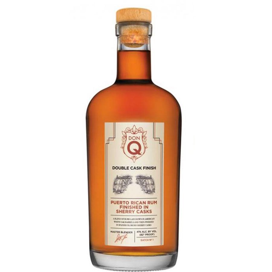 Don Q Finish sherry